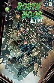 Robyn Hood #1: Justice