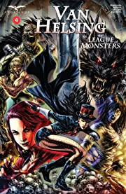 Van Helsing vs The League of Monsters #4: vs The League of Monsters