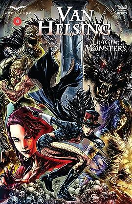 Van Helsing vs The League of Monsters #4: vs The League of Monsters