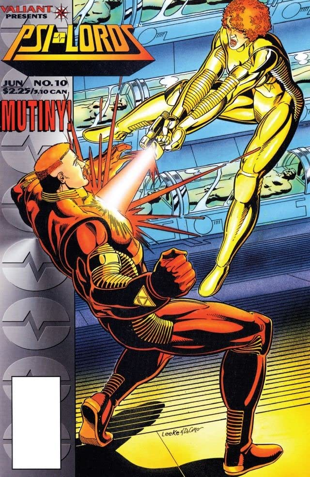 Psi-Lords (1994) #10
