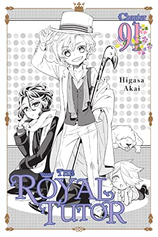 The Royal Tutor #91