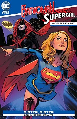 World's Finest: Batwoman and Supergirl No.1