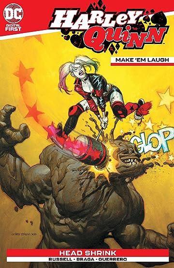 Harley Quinn: Make 'em Laugh No.1