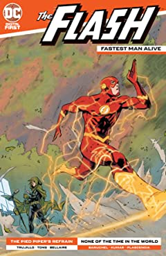 Flash: Fastest Man Alive #7