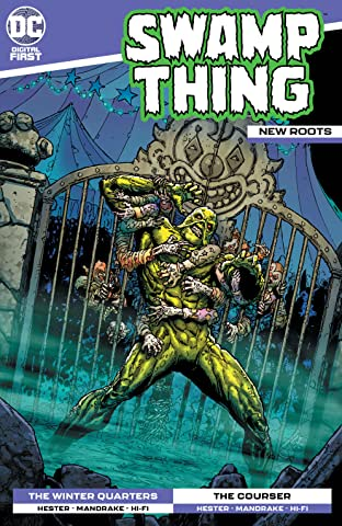 Swamp Thing: New Roots No.7