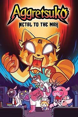 Aggretsuko: Metal to the Max