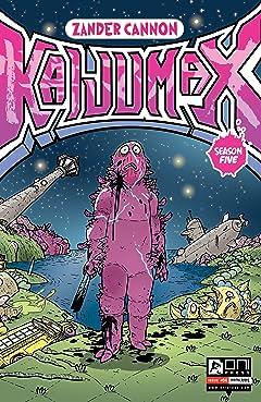 Kaijumax: Season Five #4