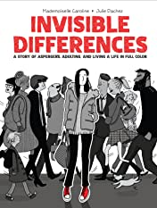 Invisible Differences: A Story of Asperger's, Adulting, and Living a Life in Full Color