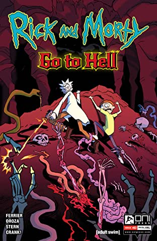 Rick and Morty No.3: Go To Hell