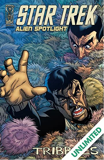 Star Trek: Alien Spotlight - Tribbles
