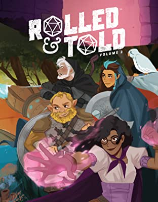 Rolled & Told Tome 2
