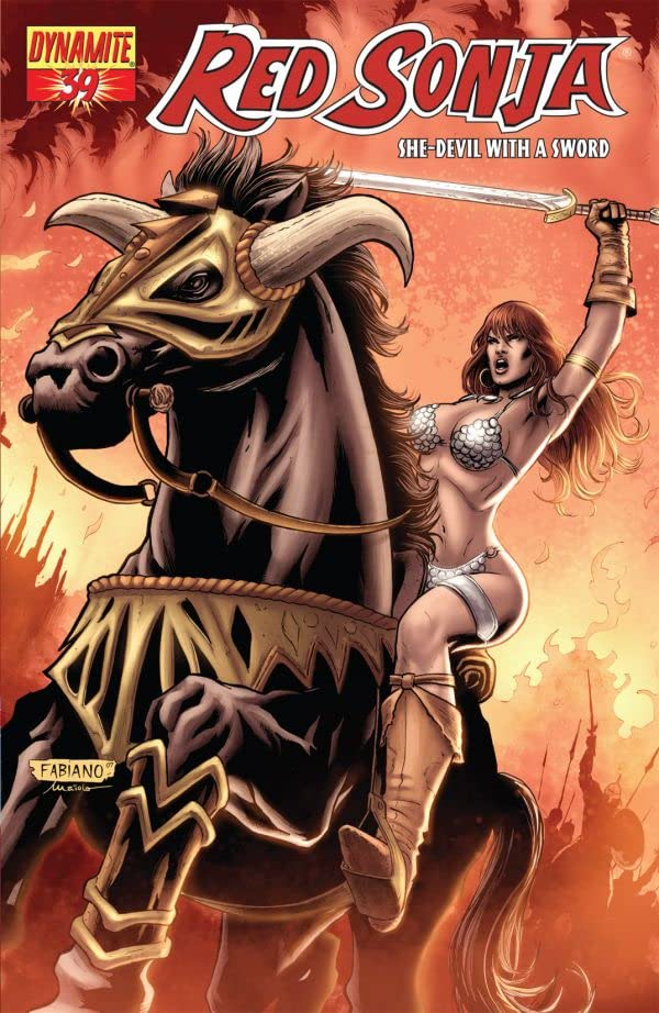 Red Sonja: She-Devil With a Sword #39