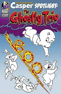 Casper Presents The Ghostly Trio #1