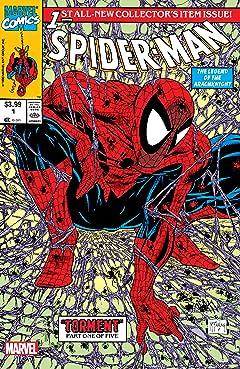 Spider-Man (1990-1998) #1: Facsimile Edition