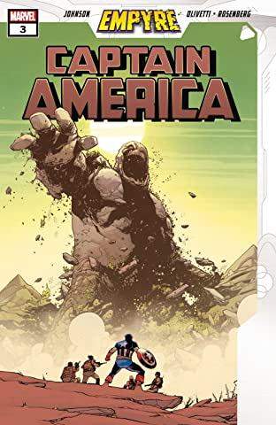 Empyre: Captain America (2020) #3 (of 3)
