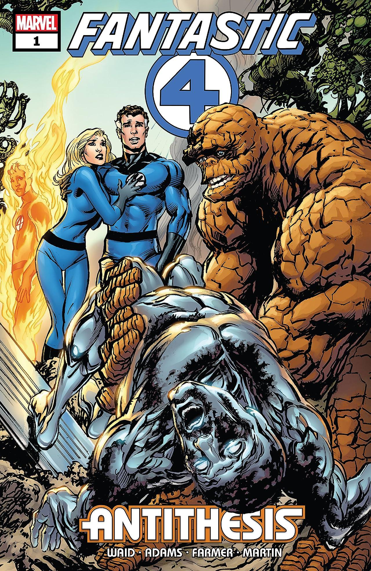 Fantastic Four: Antithesis (2020) #1 (of 4)