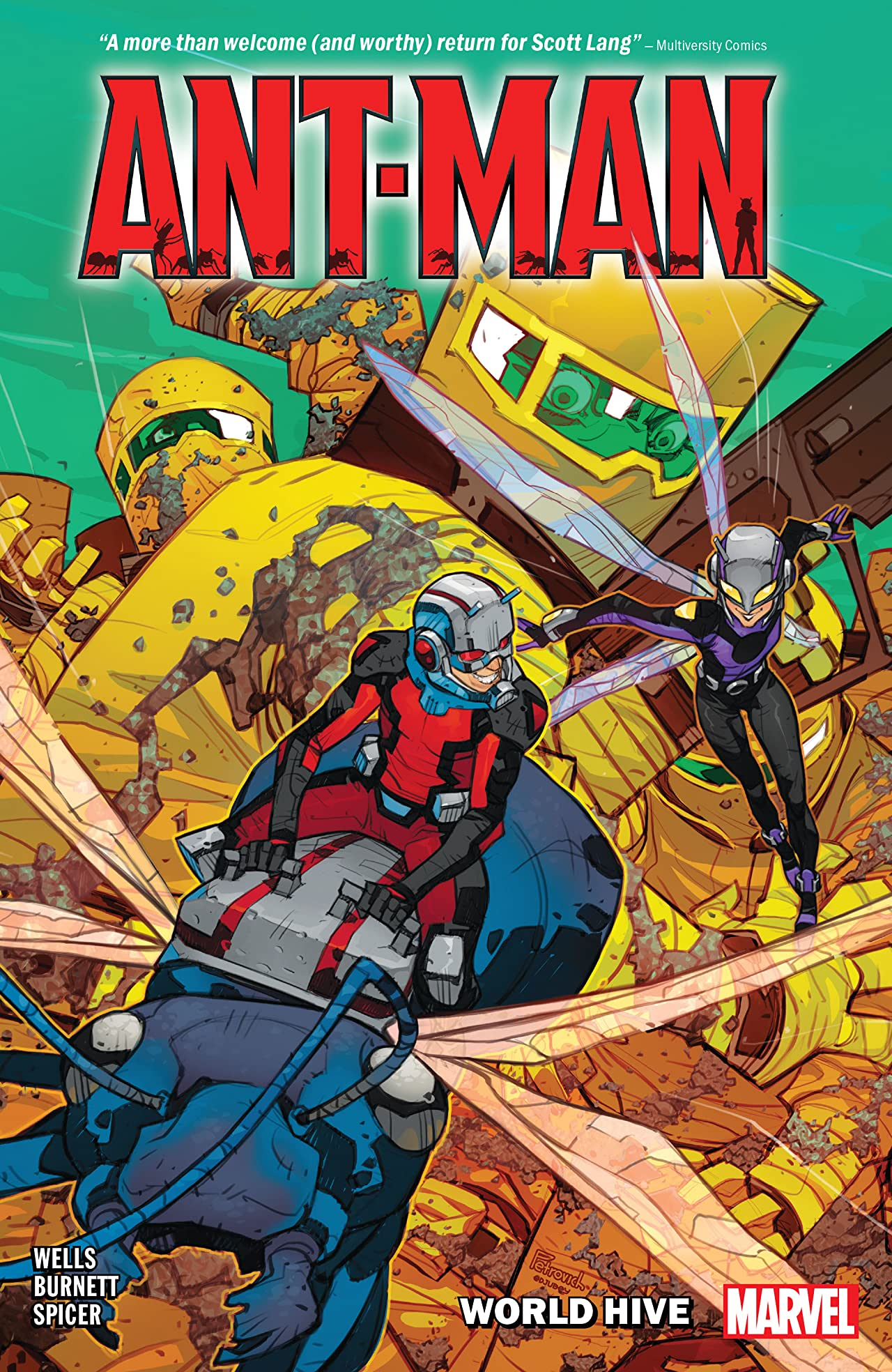 Ant-Man: World Hive