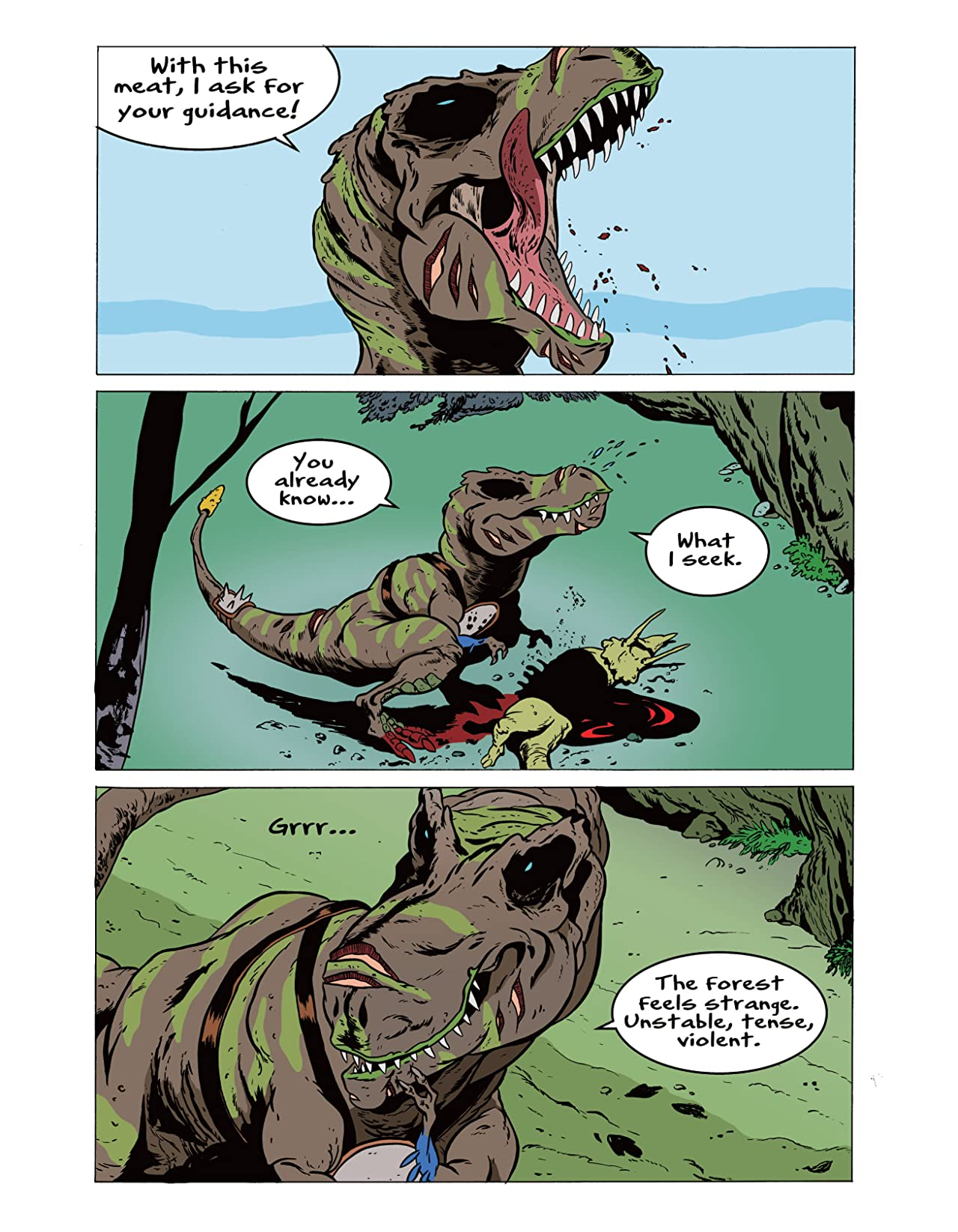 Dino Beasts Vol. 2: The Reckoning