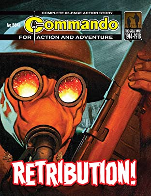 Commando #5341: Retribution!