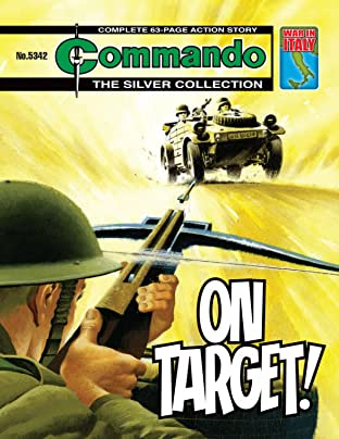 Commando No.5342: On Target!