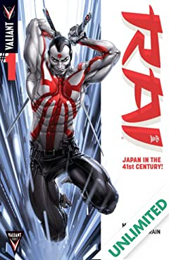 Rai (2014- ) #1: Digital Exclusives Edition