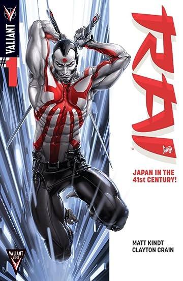Rai (2014- ) #1: Digital Exclusives Edition