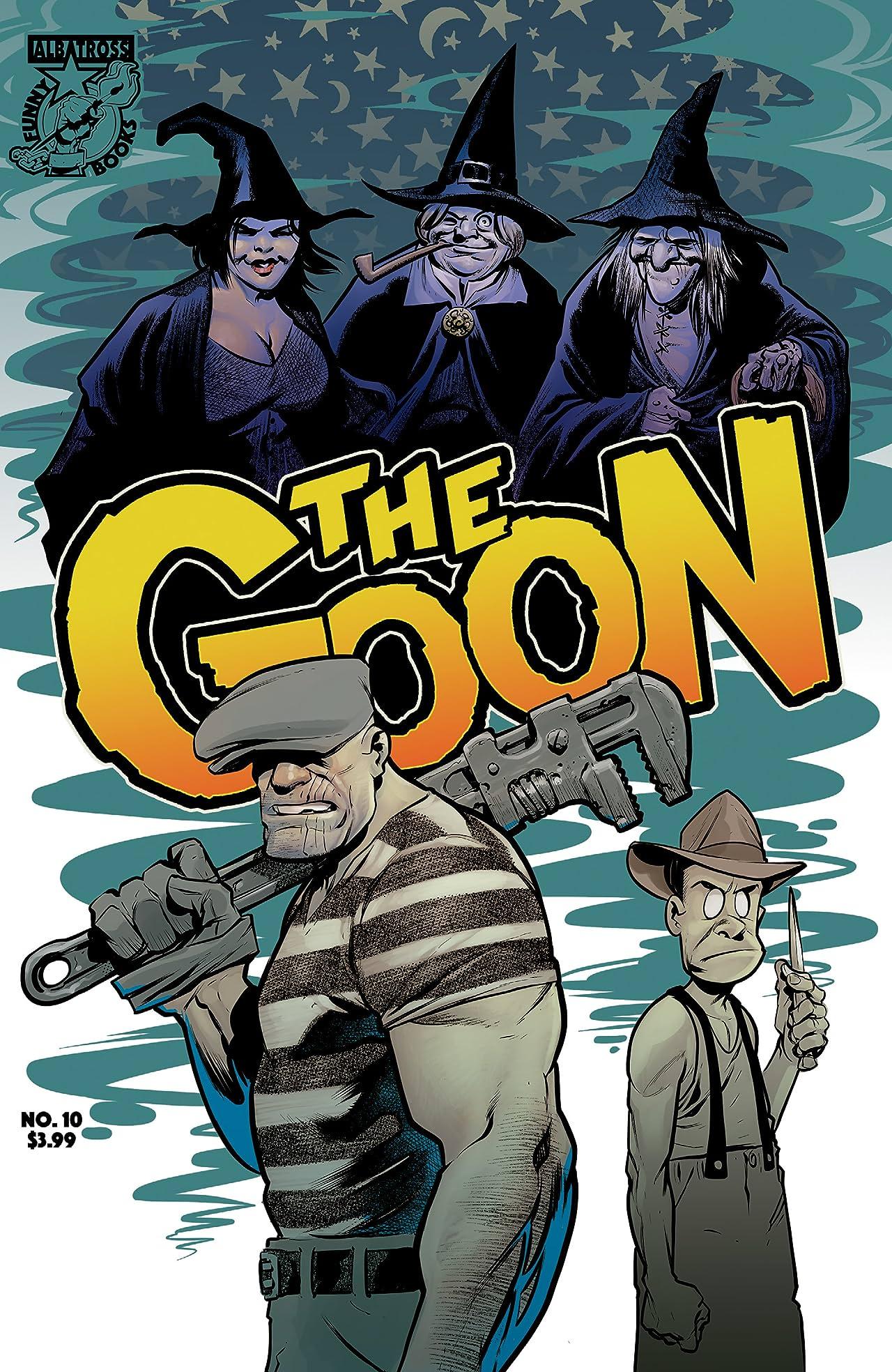 The Goon (2019-) #10