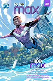 HBO MAX Digital Comic (2020) #2