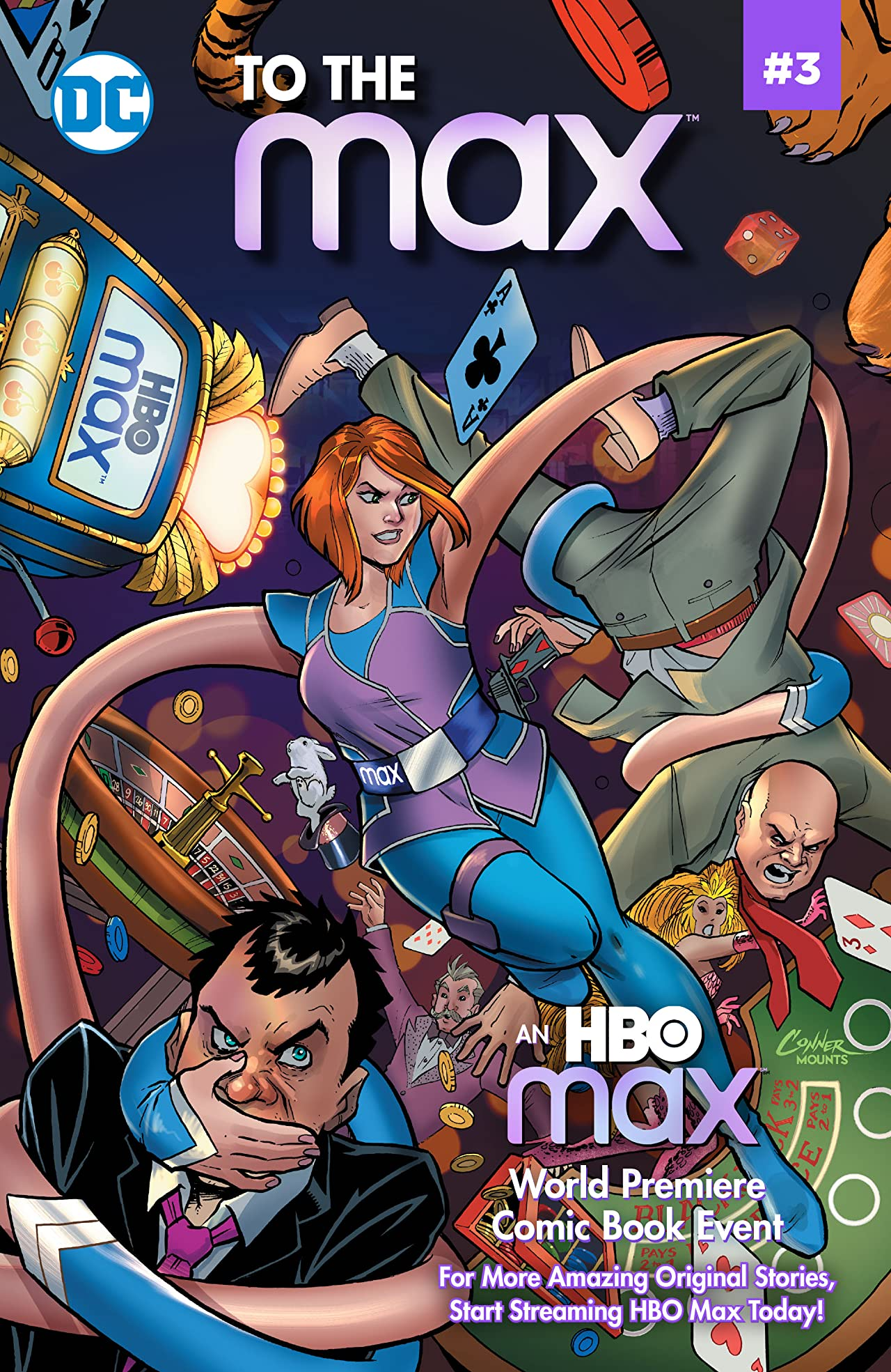 HBO MAX Digital Comic (2020) #3