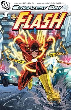 The Flash (2010-2011) No.1
