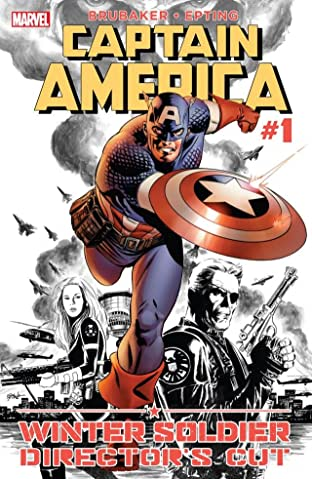 Captain America: Winter Soldier No.1: Directors Cut