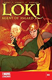 Loki: Agent of Asgard No.3