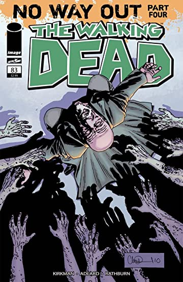 The Walking Dead #83