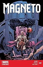 Magneto (2014-2015) No.2