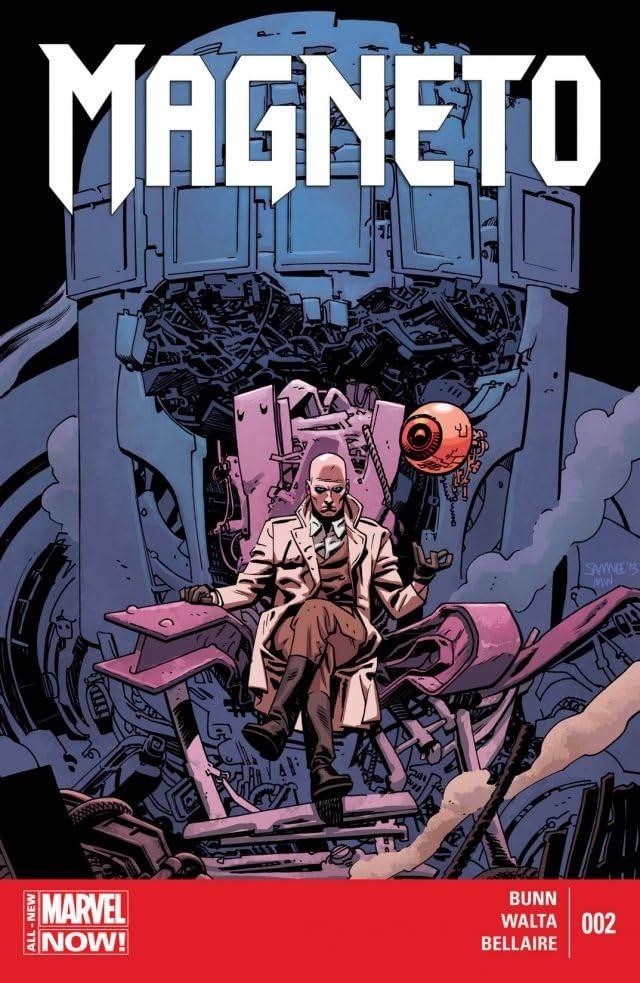 Magneto (2014-) #2