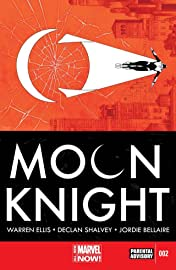 Moon Knight (2014-2015) No.2