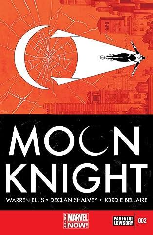 Moon Knight (2014-2015) #2