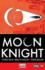 Moon Knight (2014-) #2