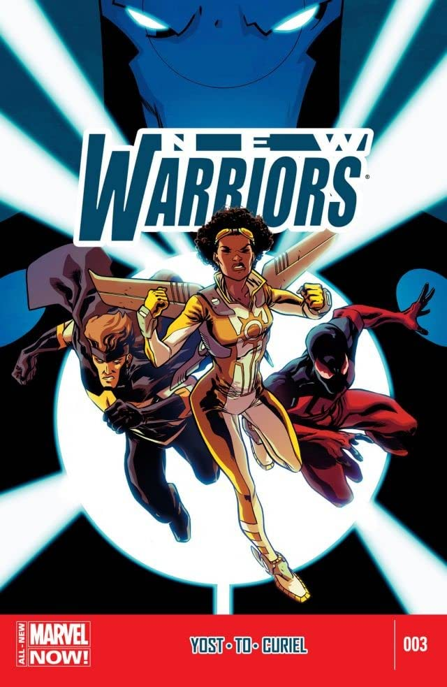 New Warriors (2014) #3