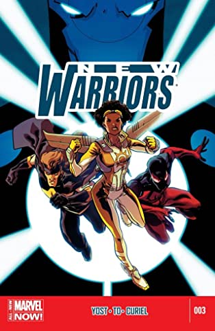 New Warriors (2014-) #3