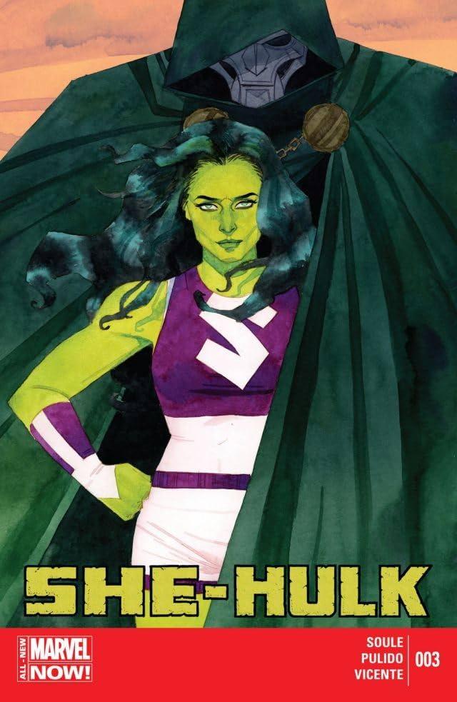 She-Hulk (2014-2015) #3