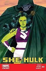 She-Hulk (2014-) #3
