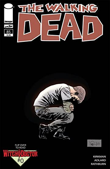 The Walking Dead #85