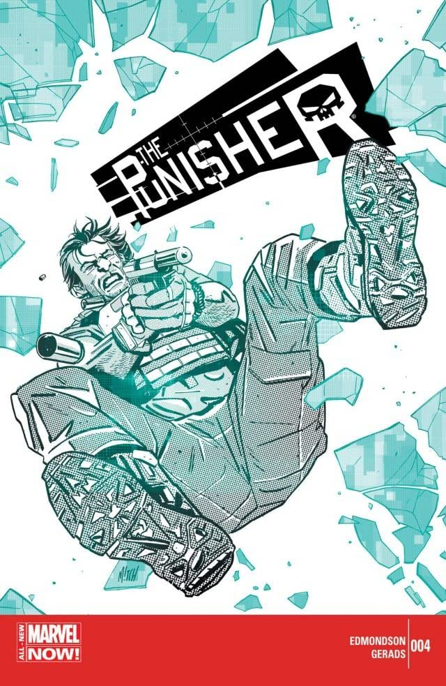 The Punisher (2014-2015) #4