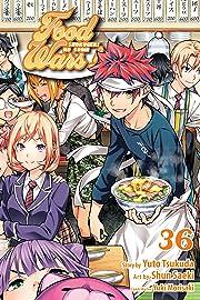 Food Wars!: Shokugeki no Soma Tome 36: Shokugeki No Soma