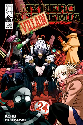 My Hero Academia Tome 24: All It Takes Is One Bad Day