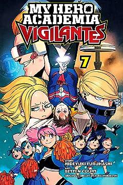 My Hero Academia: Vigilantes Tome 7