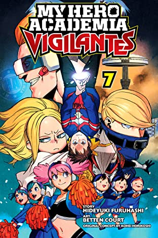 My Hero Academia: Vigilantes Vol. 7