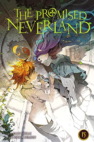 The Promised Neverland Tome 15: Welcome to the Entrance