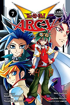 Yu-Gi-Oh! Arc-V Vol. 7: Arc of Destiny!!